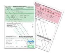 Le certificat du contrôle technique