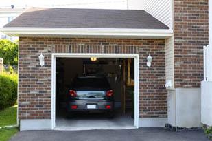Laissez votre véhicule au garage