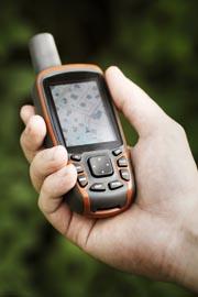 GPS piéton