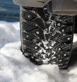 pneus pour la neige
