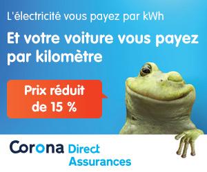 Assurance au Kilométre Corona