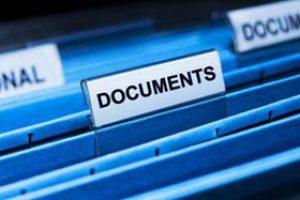 documents de bord