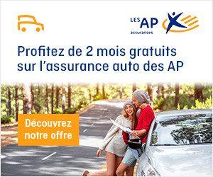 assurance AP 2mois gratuit